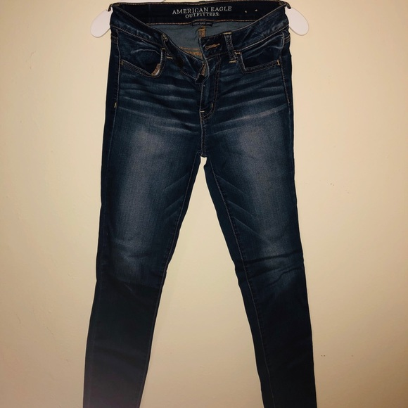 American Eagle Outfitters Denim - AE high waisted jegging